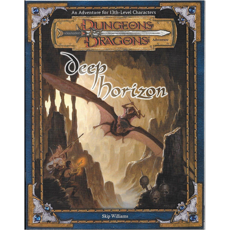 Dungeons & Dragons 3rd Edition Deep Horizon