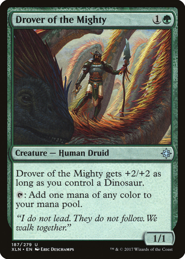 Ixalan Drover of the Mighty