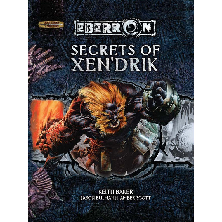 Dungeons & Dragons Eberron Secrets of Xen'drik