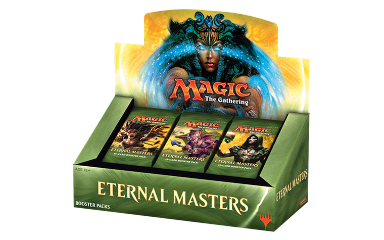 Eternal Masters Booster Box