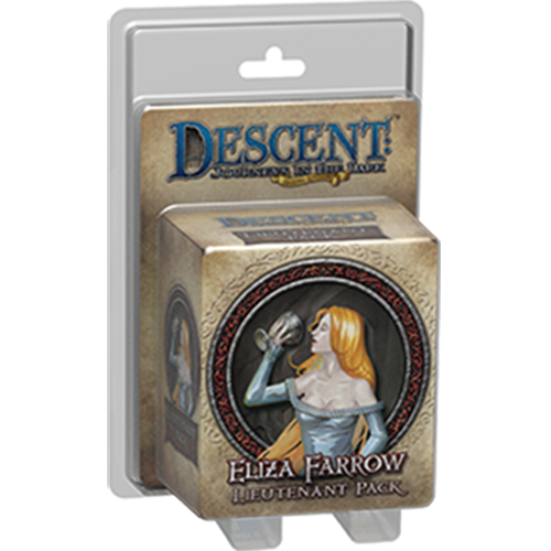 Descent 2nd Edition Eliza Farrow