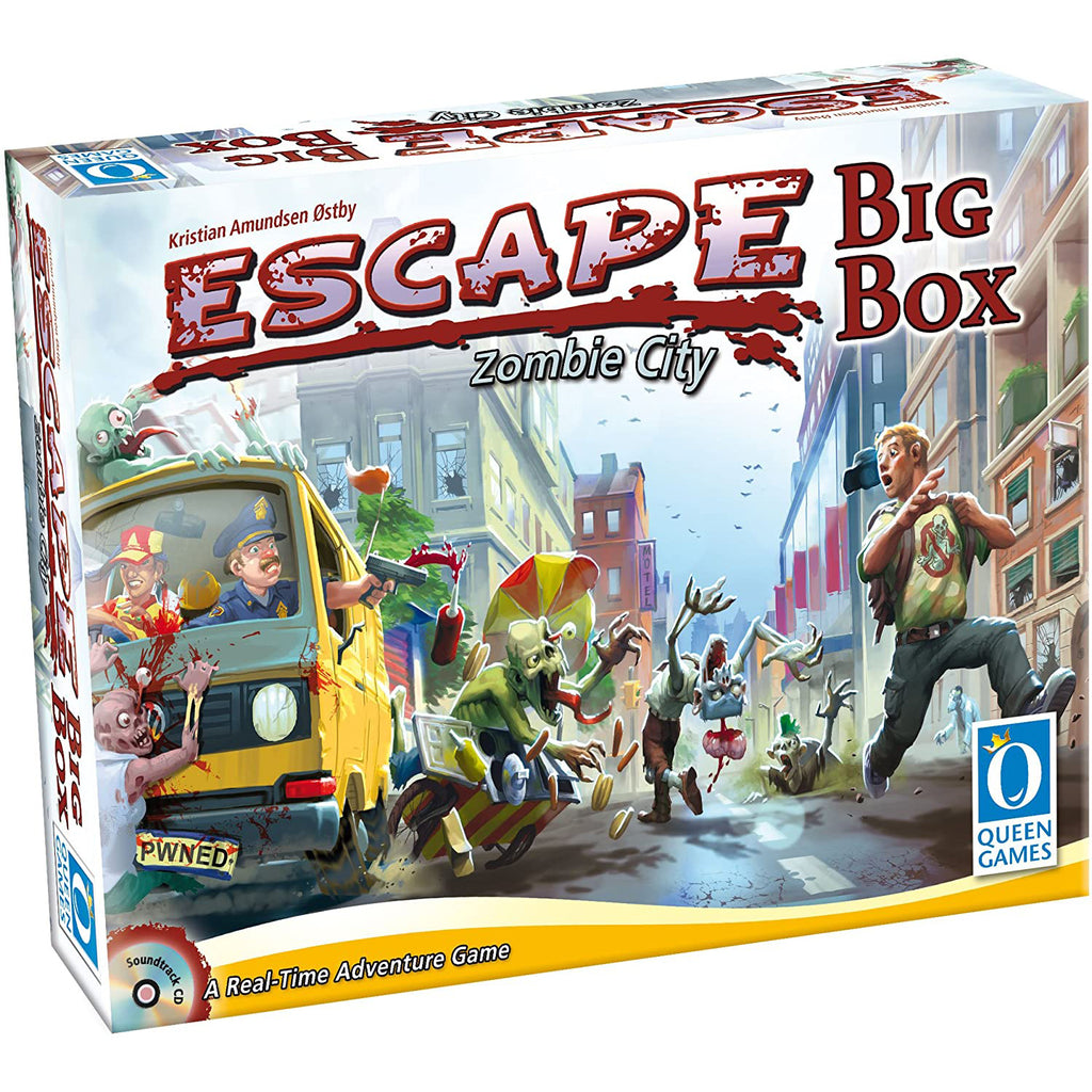 Escape Zombie City Big Box ML