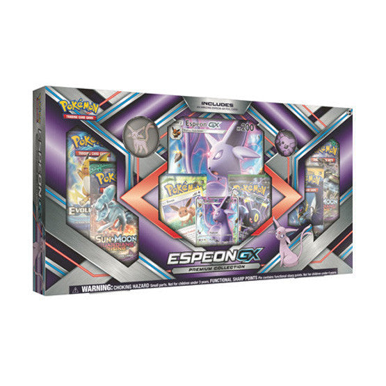 Pokémon Espeon GX Premium Collection