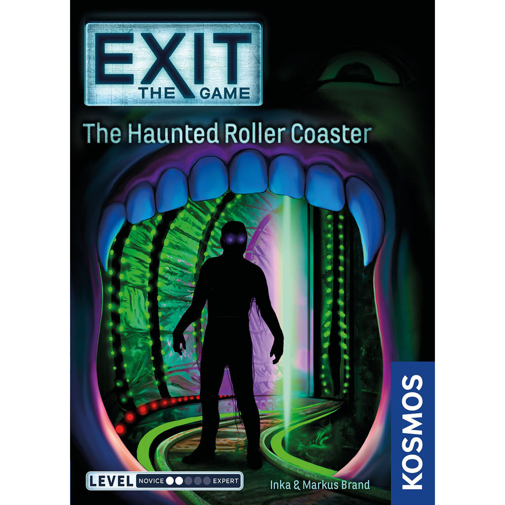 Exit The Game The Haunted Roller Coaster