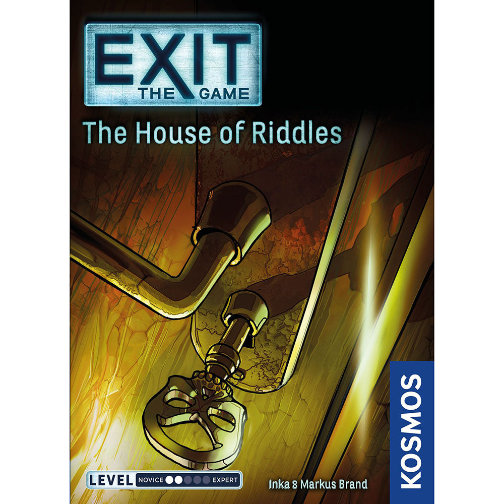 Exit The Game The House of Riddles