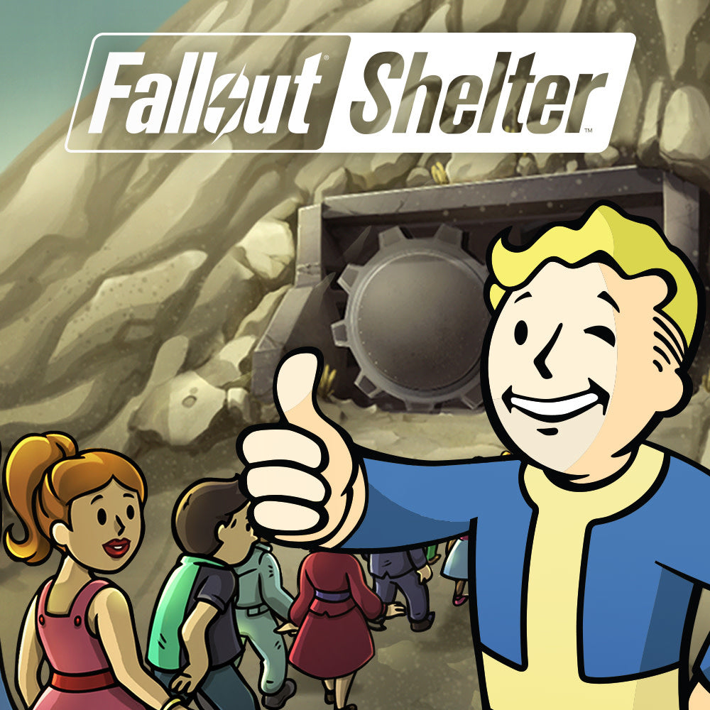 Fallout Shelter: The Board Game FR
