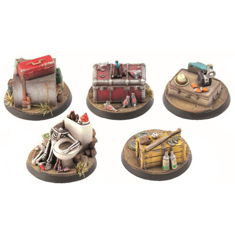 Fallout: Wasteland Warfare – Experience Objective Markers 1