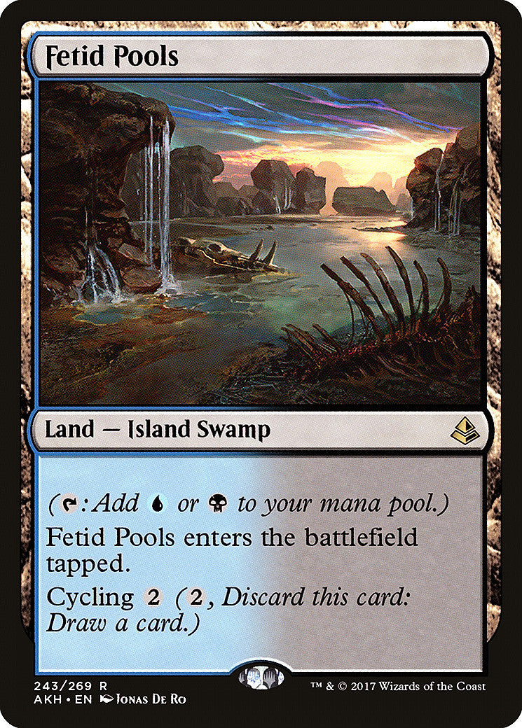 Amonkhet Fetid Pools
