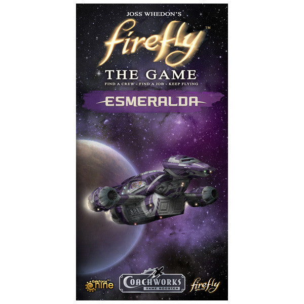 Firefly The Game Esmeralda