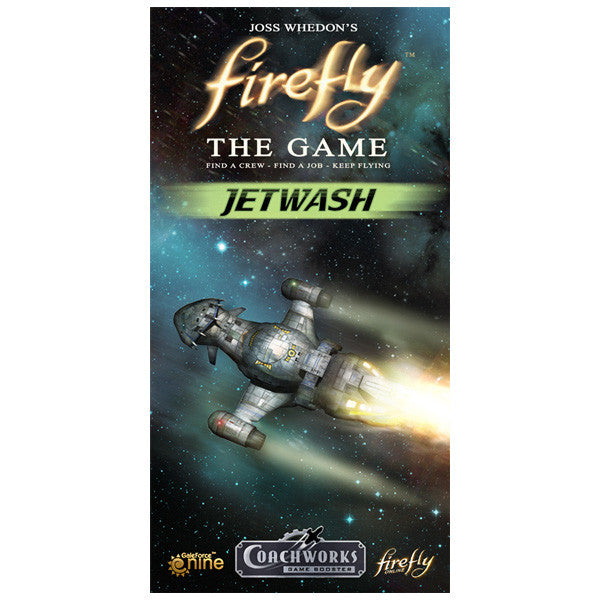 Firefly The Game Jetwash