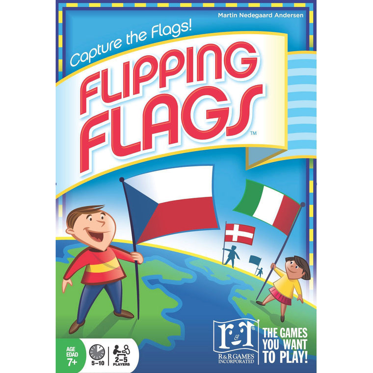Flipping Flags