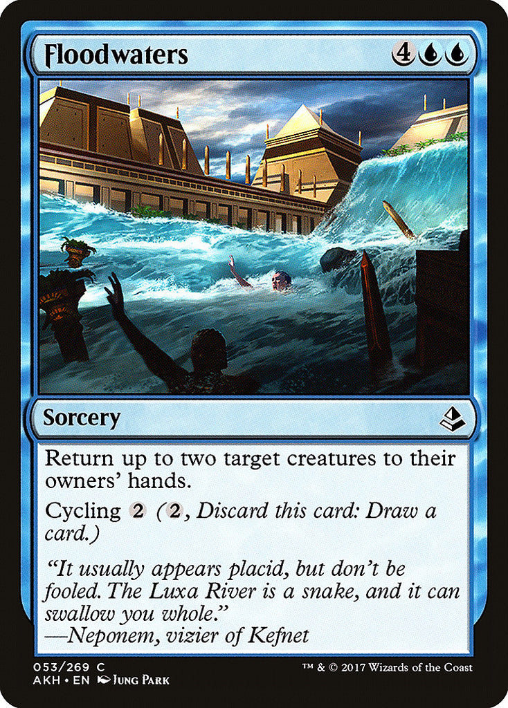 Amonkhet Floodwaters