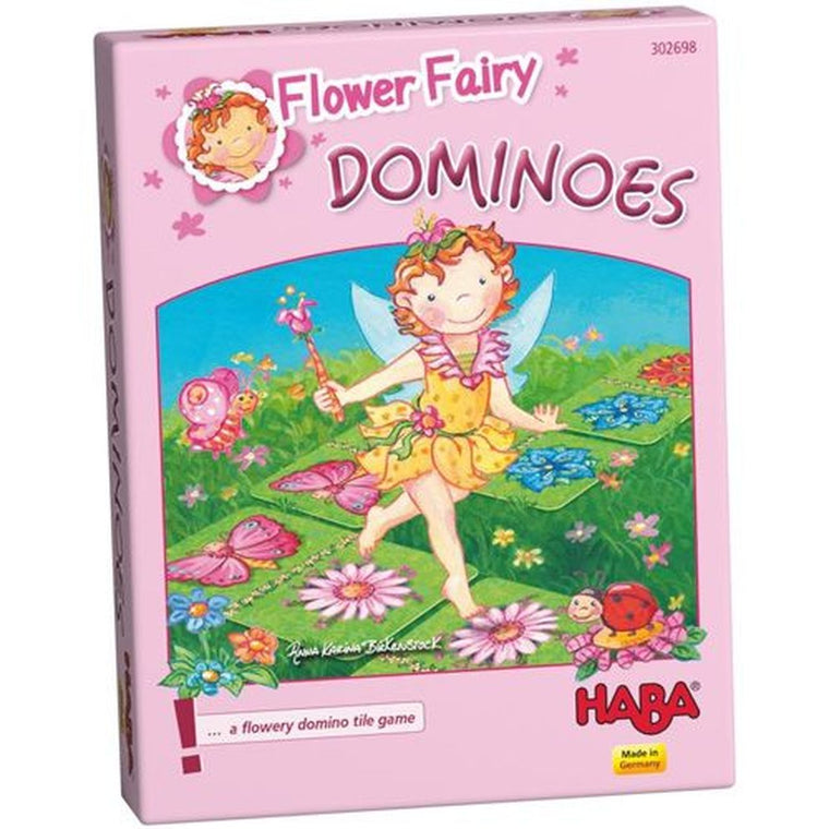 Flower Fairy: Dominoes