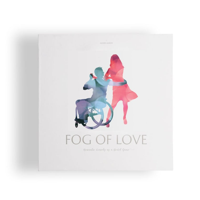 Fog of Love Alternative Cover Disability