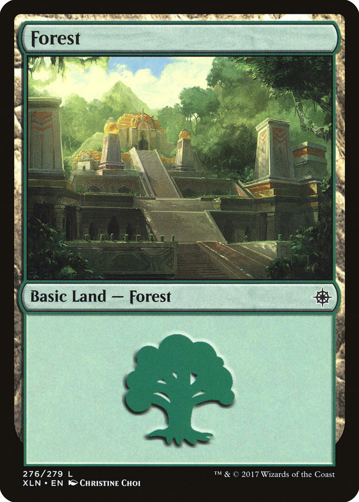 Ixalan Forest (276)