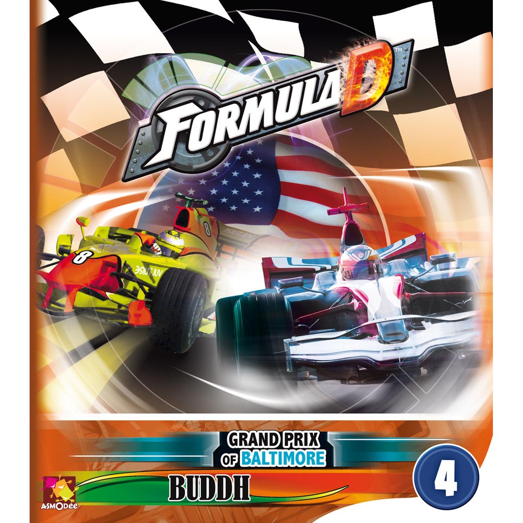 Formula D Circuits 4 Grand Prix of Baltimore & Buddh
