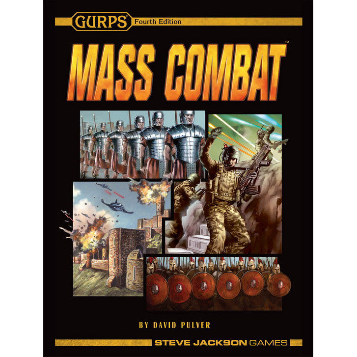GURPS 4th Edition Mass Combat