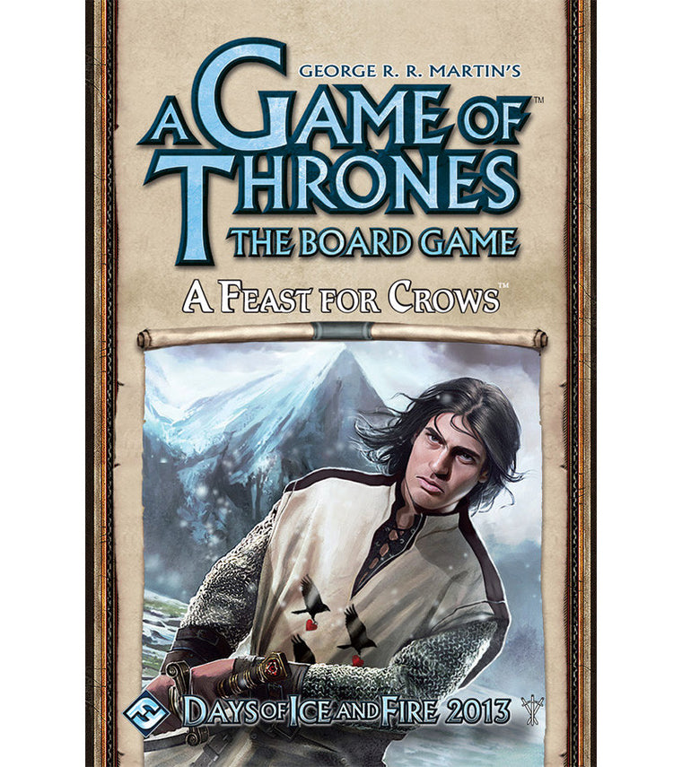 A Game of Thrones 2nd Edition A Feast for Crows