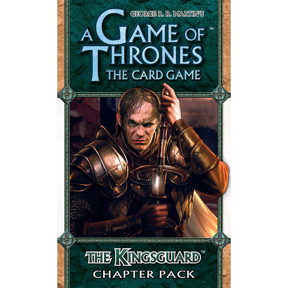 Game of Thrones The Card Game The Kingsguard