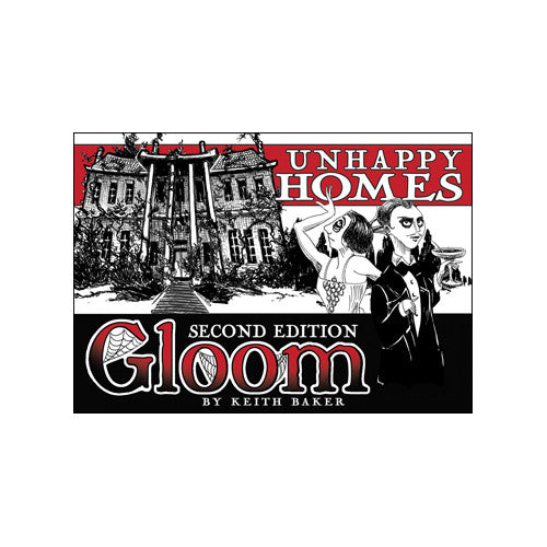 Gloom 2nd Edition Unhappy Homes