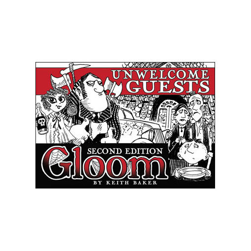 Gloom 2nd Edition Unwelcome Guests