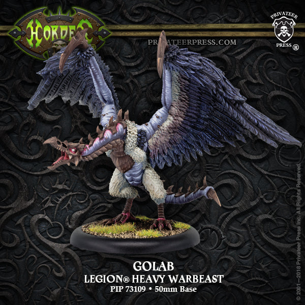 Hordes Legion of Everblight Golab