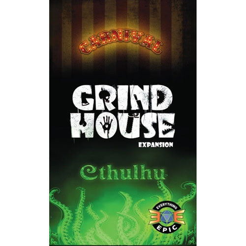 Grind House: Carnival & Cthulhu Expansion