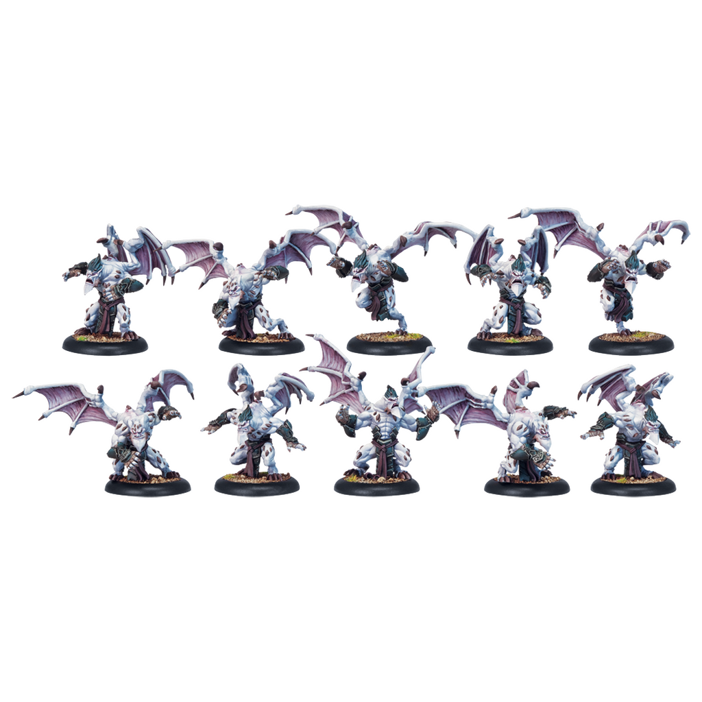 Hordes Legion of Everblight Grostesques
