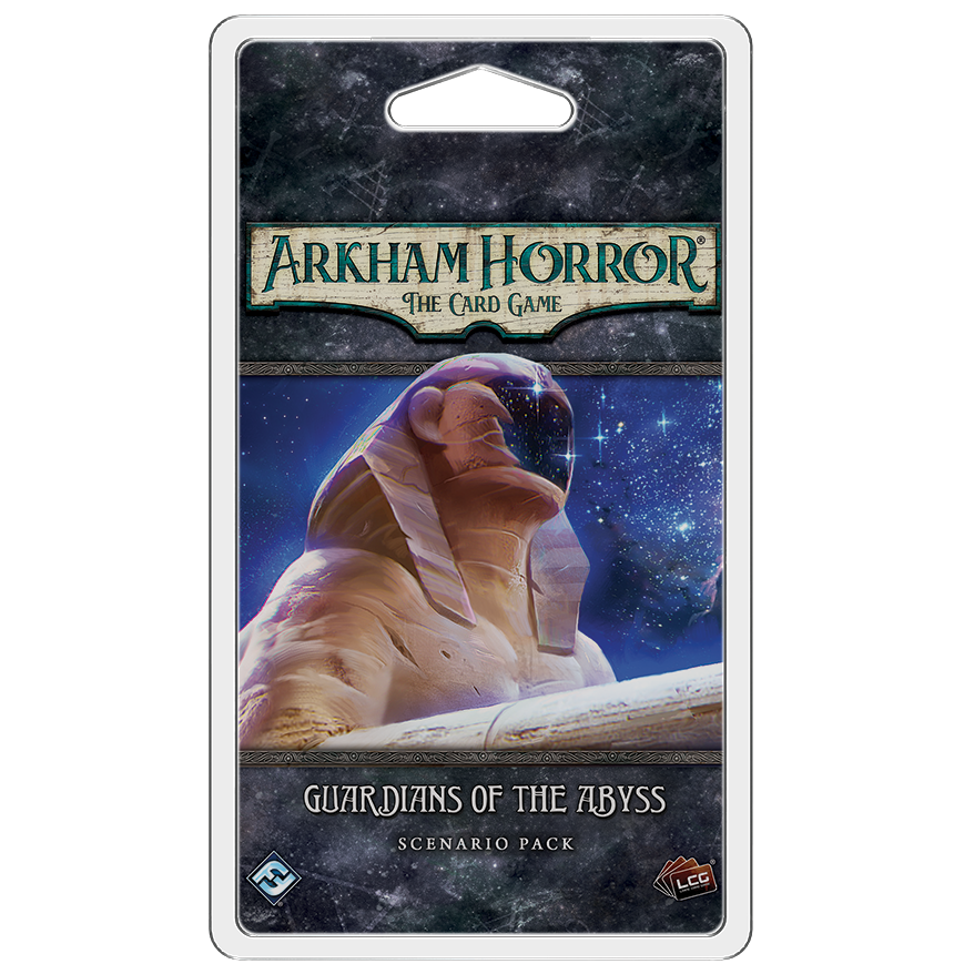 Arkham Horror The Card Game Guardians of the Abyss Scenario Pack
