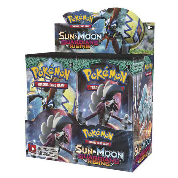 Pokémon Sun & Moon Guardians Rising Booster Box