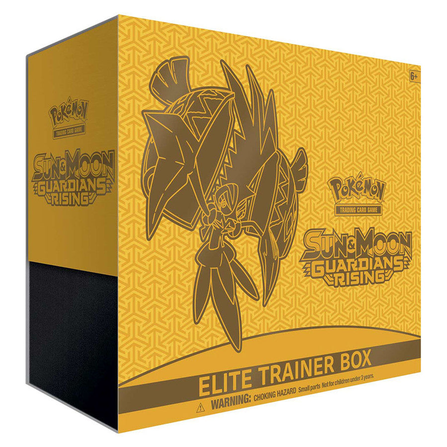 Pokémon Sun & Moon Guardians Rising Elite Trainer Box