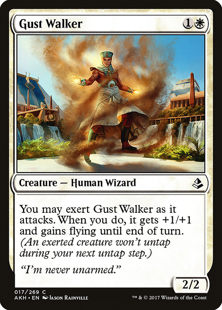 Amonkhet Gust Walker