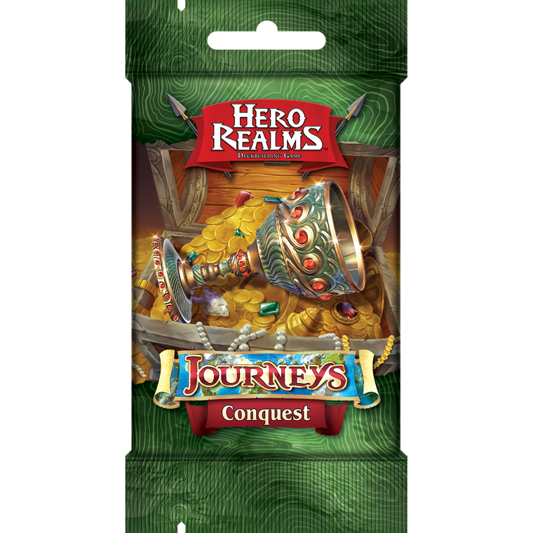 Hero Realms: Journeys – Conquest