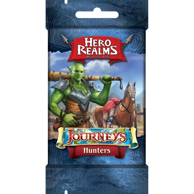 Hero Realms: Journeys – Hunters