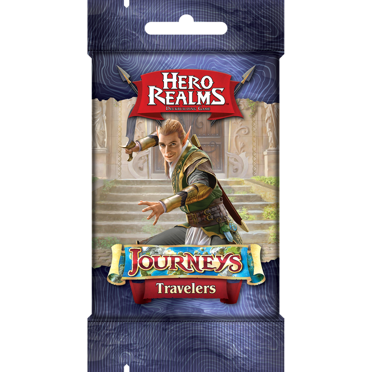 Hero Realms: Journeys – Travelers
