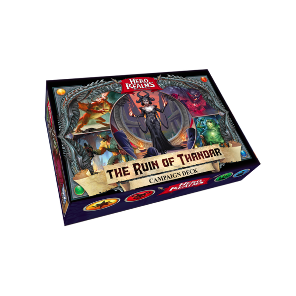 Hero Realms The Ruin of Thandar Campaign Deck