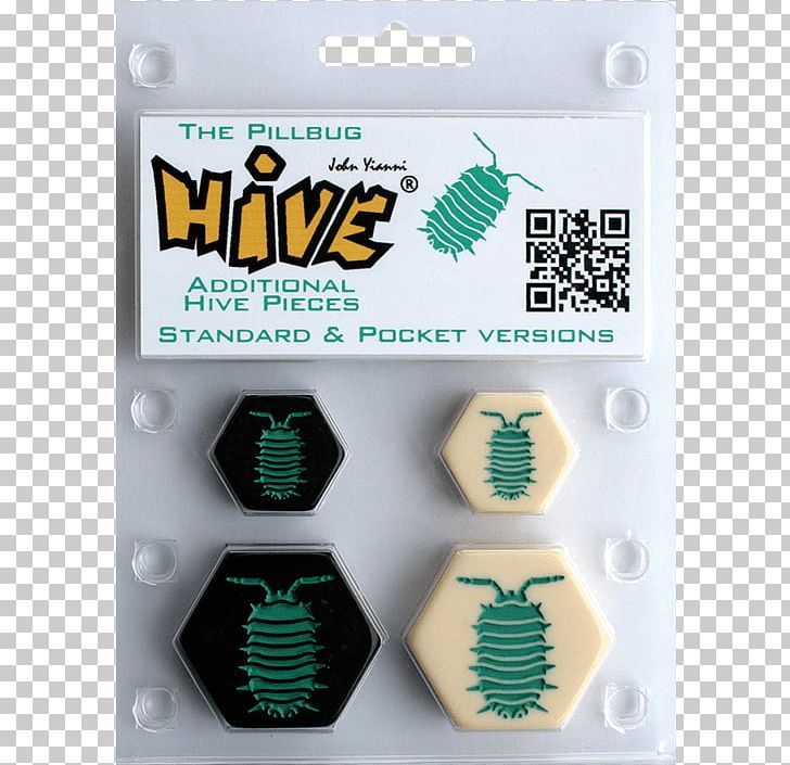 Hive The Pillbug Standard & Pocket