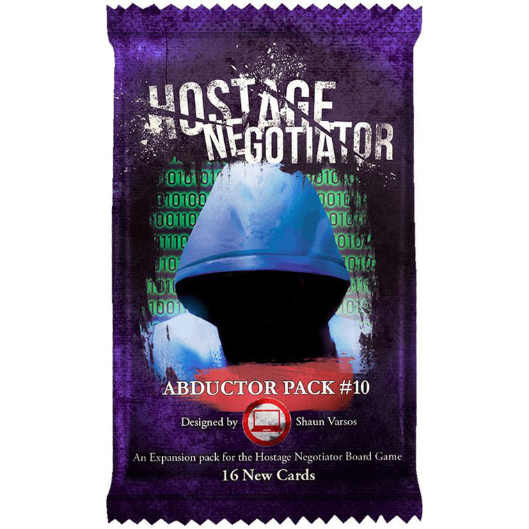 Hostage Negotiator: Abductor Pack 10