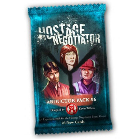 Hostage Negotiator: Abductor Pack 6