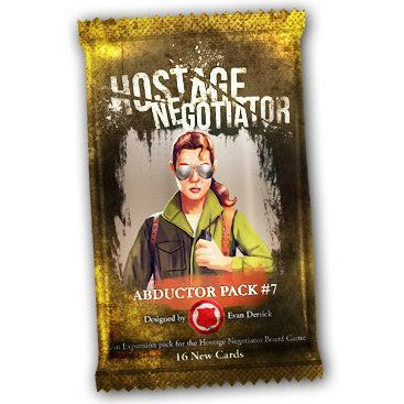 Hostage Negotiator: Abductor Pack 7