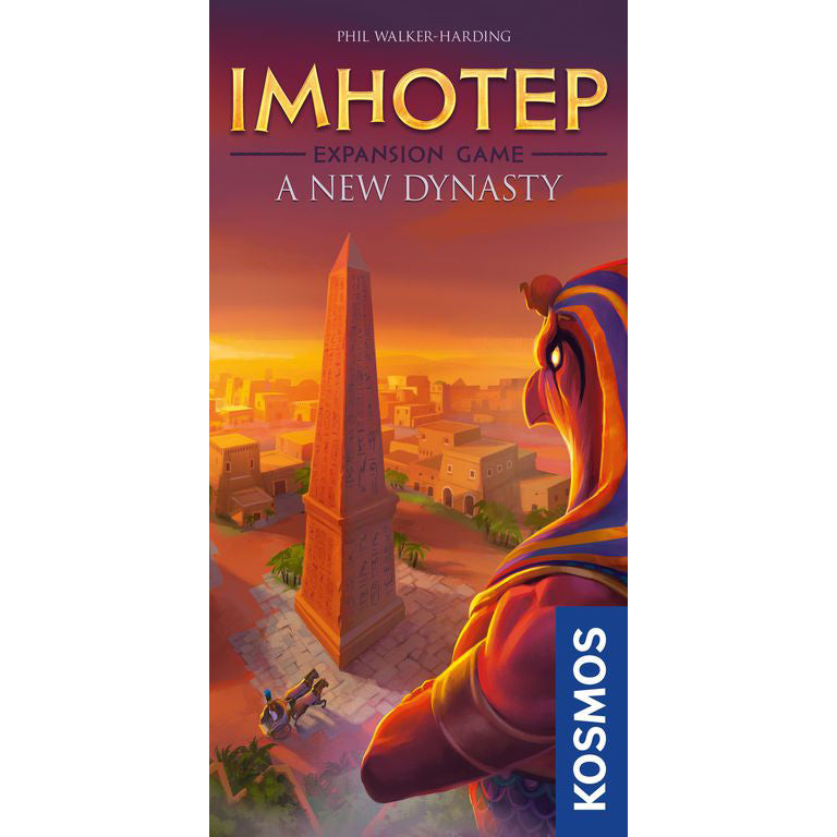 Imhotep A New Dynasty