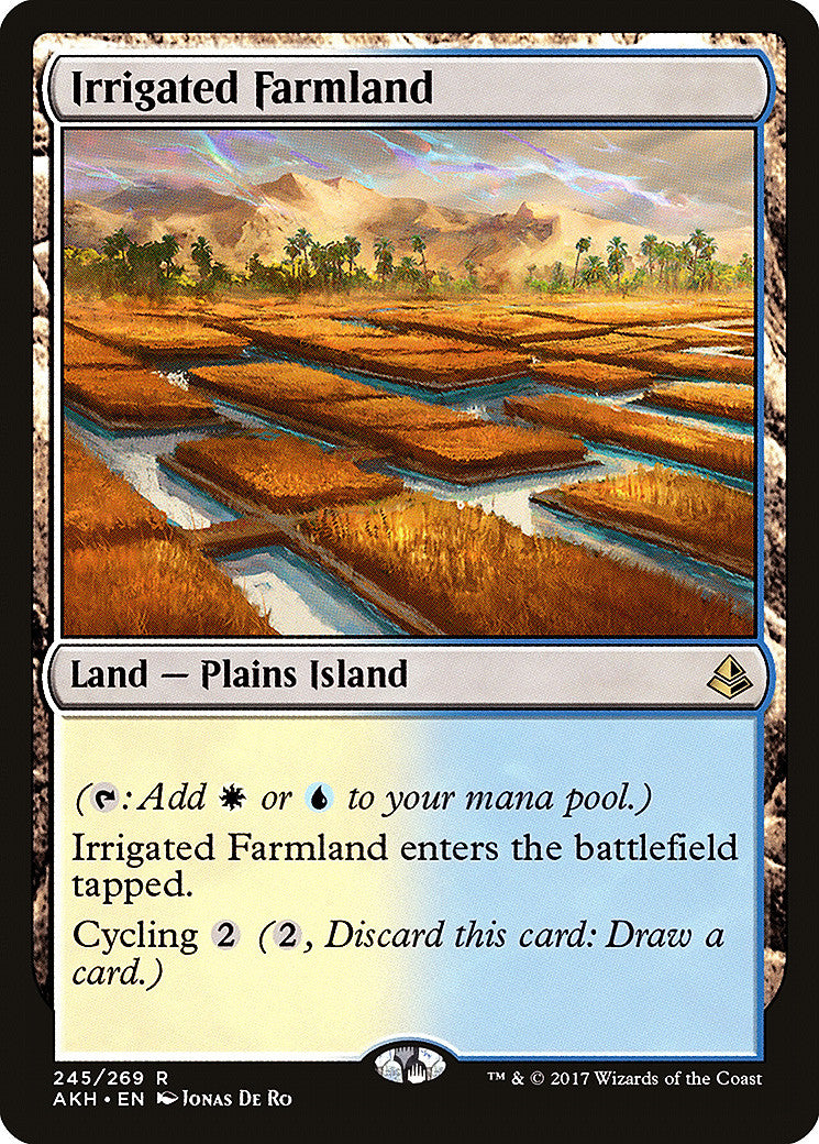 Amonkhet Irrigated Farmland