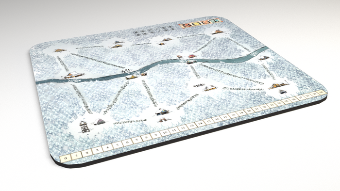 Root Double-Sided Playmat Fall / Winter
