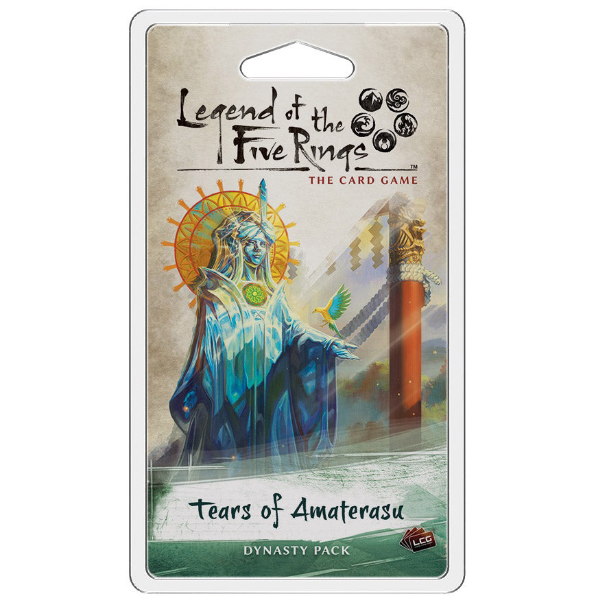 Legend of the Five Rings Tears of Amaterasu Dynasty Pack