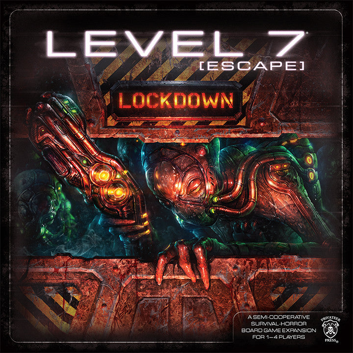 Level 7 Escape Lockdown