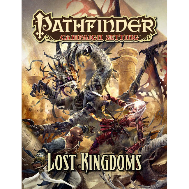 Pathfinder Campaign Setting Lost Kingdoms