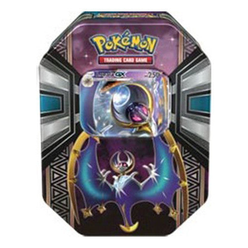 Pokémon Legends of Alola Lunala GX Tin