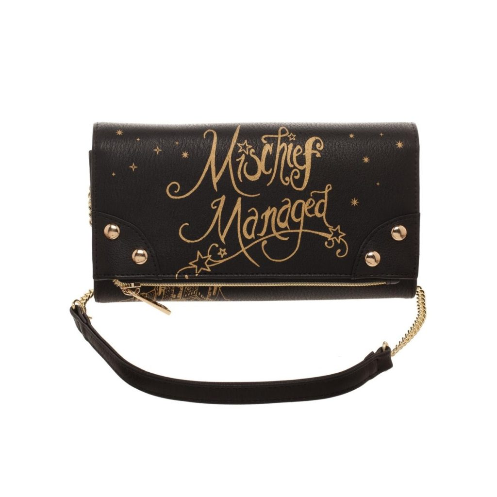 Harry Potter - Mischief Managed Foldover Clutch Wallet