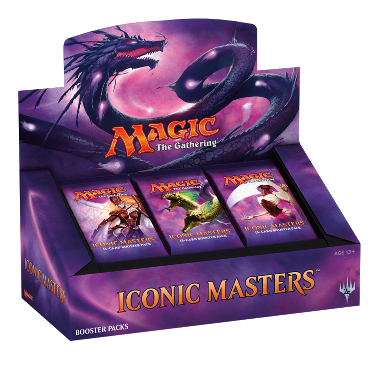 Iconic Masters 2017 Booster Box