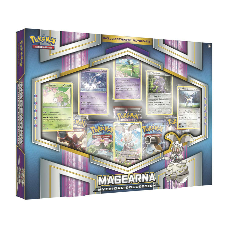 Pokémon Mythical Collection Magearna Box